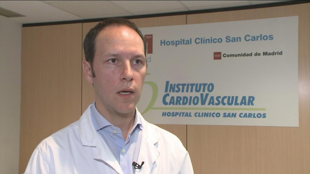 El Clínico San Carlos aplica un método efectivo para las personas con estenosis aórtica