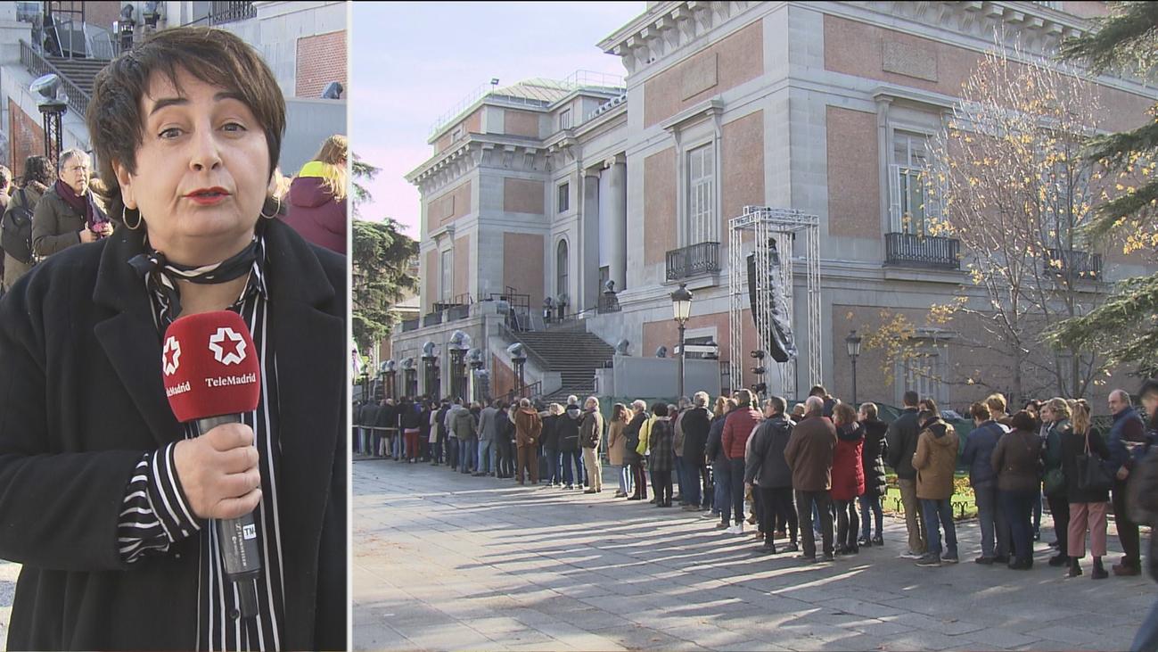 El Museo del Prado cierra el bicentenario con las puertas abiertas