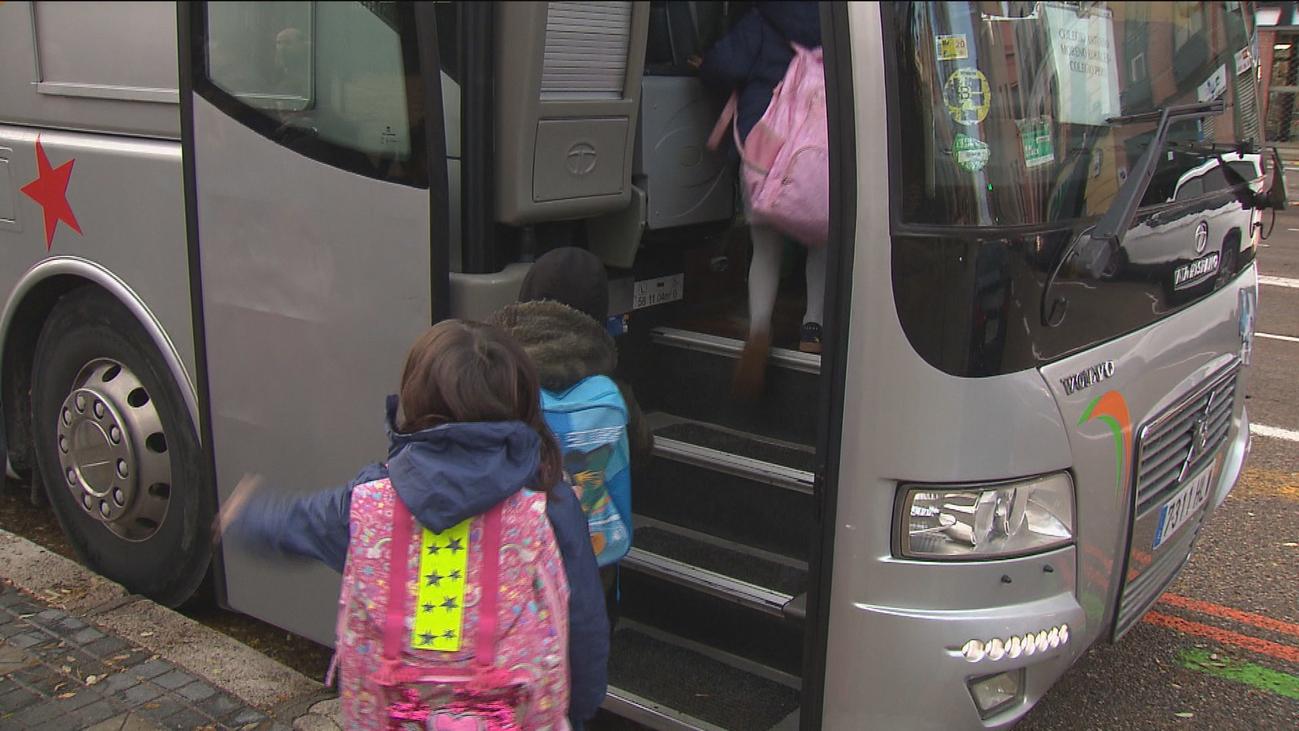 130 alumnos de un colegio de Lavapiés obligados a ir al cole en Carabanchel