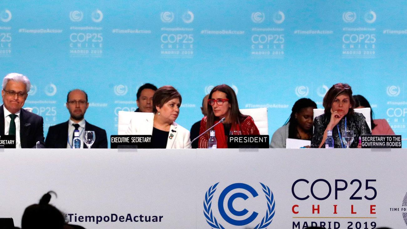 Acuerdo en la Cumbre del Clima de Madrid para aumentar la ambición climática en 2020