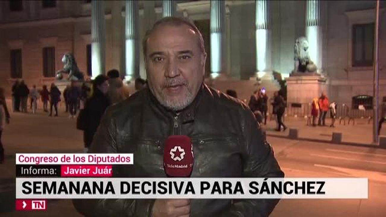 Telenoticias Fin de Semana 15.12.2019