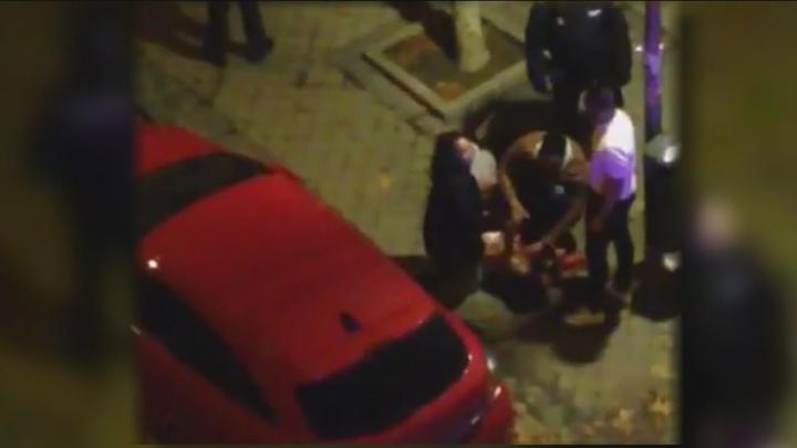 Detenida una chica de 14 años por apuñalar gravemente a otra menor en Madrid