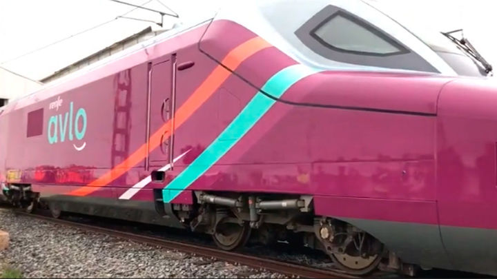 El AVE 'low cost' de Renfe permitirá viajes entre Madrid y Barcelona por 10 euros