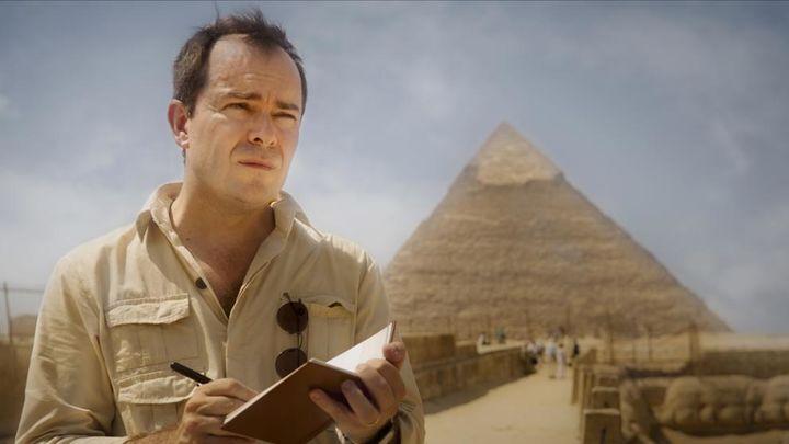 Javier Sierra nos introduce en el secreto de la Gran Pirámide