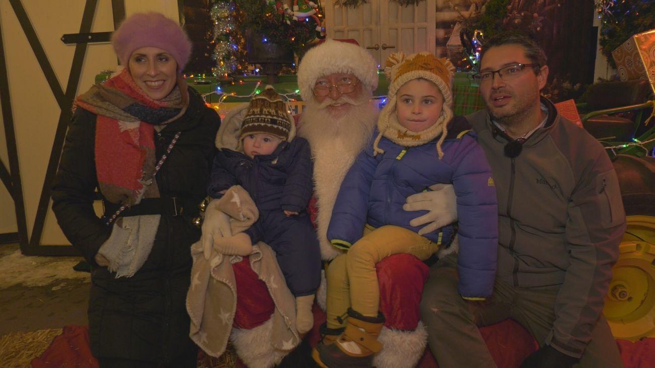 Este martes, Madrileños por el Mundo pasa la navidad en Colorado
