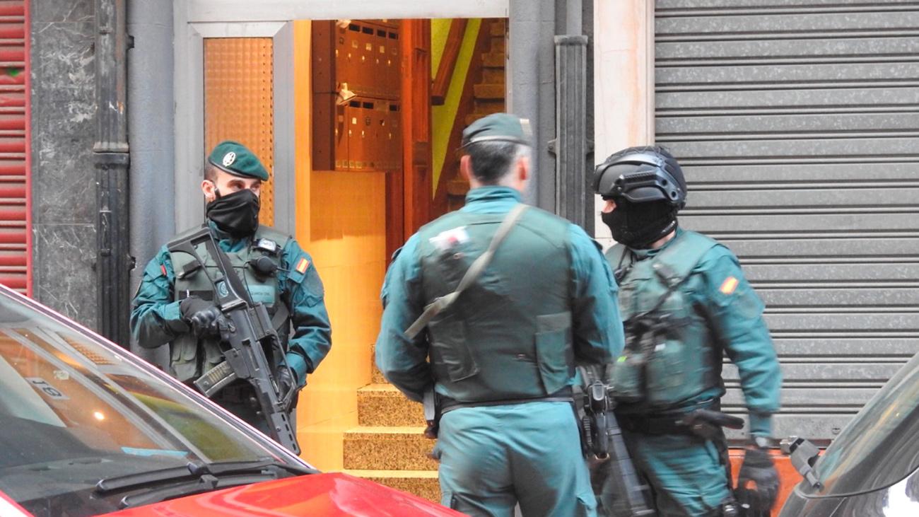 Varios detenidos en una operación contra la prostitución en Baracaldo