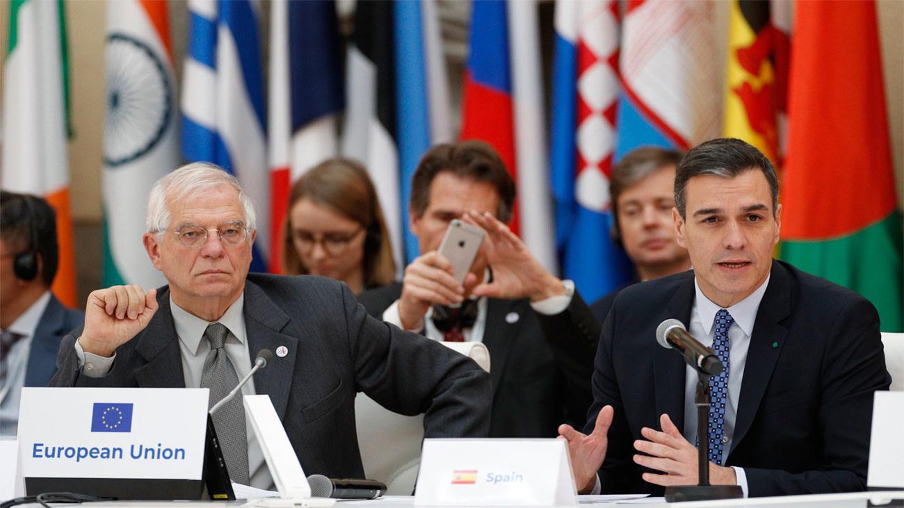 """Sánchez dice que """"el proteccionismo y el ultranacionalismo son amenazas crecientes"""""""