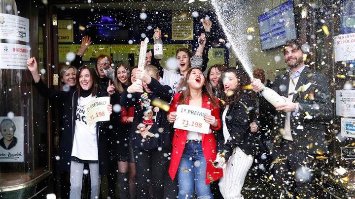 La Lotería de Navidad, el plan para hacerse rico antes que invertir en un negocio o en Bolsa