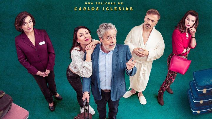 """Carlos Iglesias y Eloísa Vargas nos hablan de su nueva película """"La suite nupcial"""""""