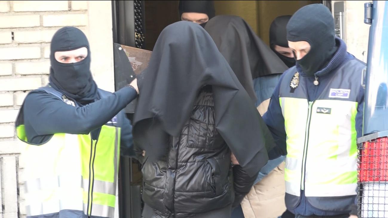 Detienen a dos presuntos yihadistas en Parla