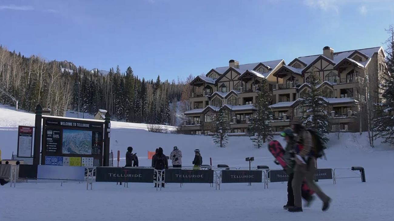 Mountain Village, una de las mejores estaciones de esquí del mundo