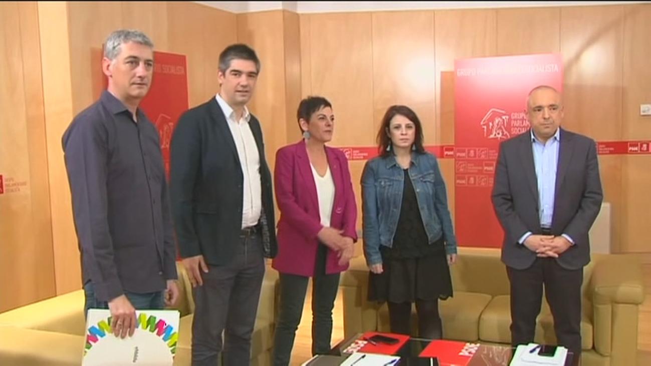 Bildu pide  acercamiento de presos y ERC guarda silencio tras su reunión con Lastra
