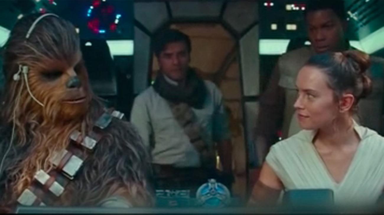 Llega 'Star Wars, el ascenso de Skywalker', el fin de una saga de 40 años
