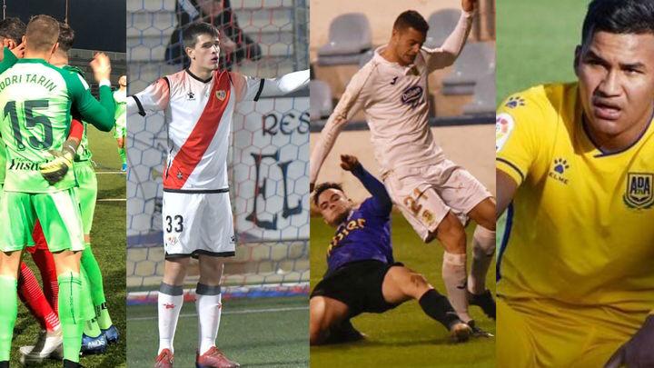 Rayo, Leganés y Fuenlabrada siguen vivos en la Copa; cae el Alcorcón