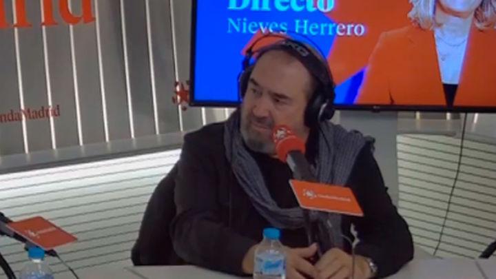 Muere el cantante y actor Patxi Andión en un accidente de tráfico en Soria