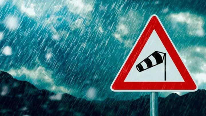 La borrasca Elsa dejará en Madrid viento fuerte e intensas lluvias