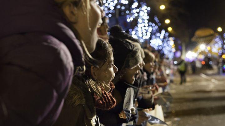 Las Cabalgatas de Reyes de Madrid, distrito a distrito