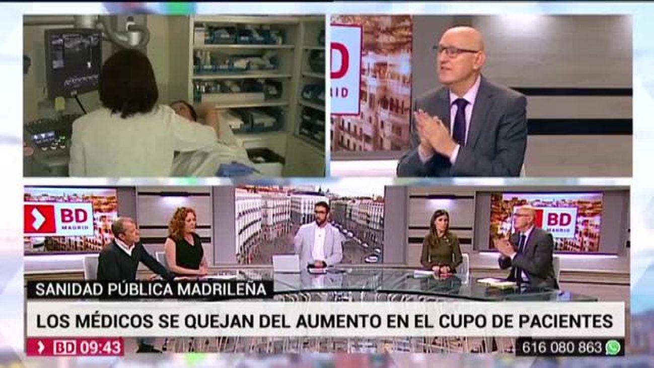 Buenos Días Madrid 19.12.2019