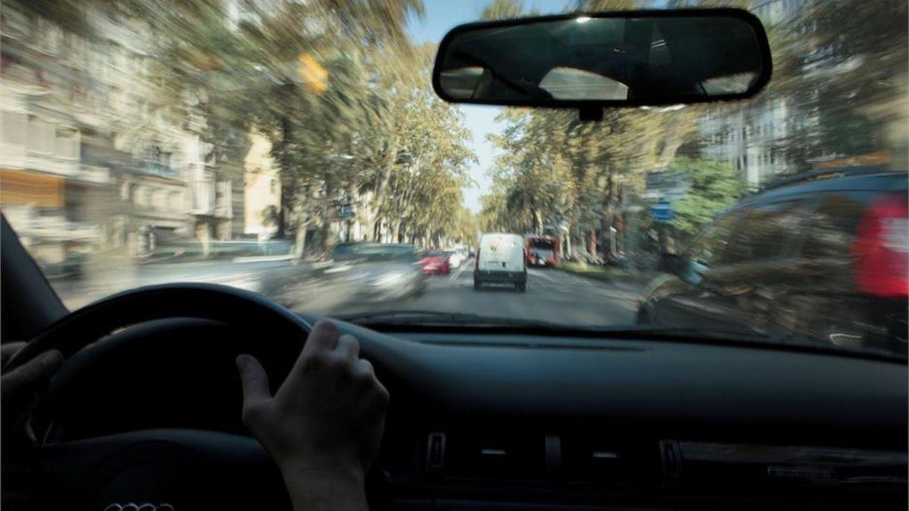 Campaña de la Policía de Colmenar Viejo contra las distracciones al volante