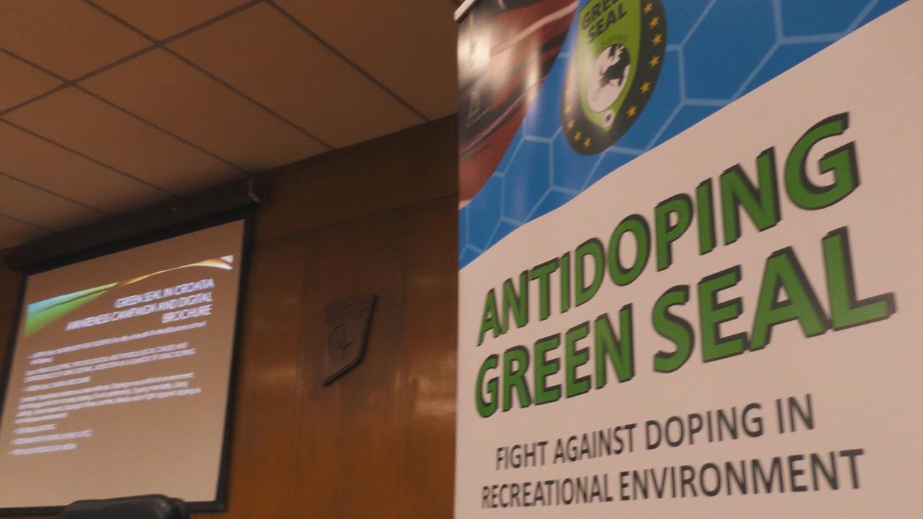 Antidoping Green Seal promociona el deporte limpio