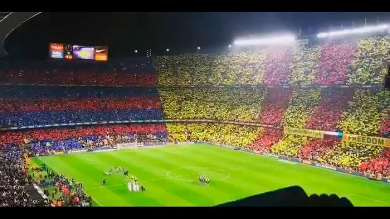 Los incidentes volvieron a Barcelona tras la celebración del Clásico