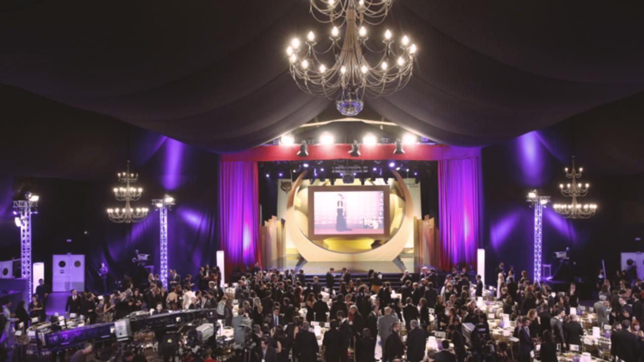 La gala de los Premios Feroz 2019, en el Bilbao Arena