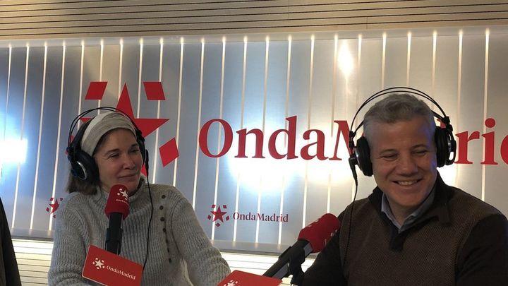 Alfredo García-Plata: 'Me declaré a mi mujer en Torrelodones'