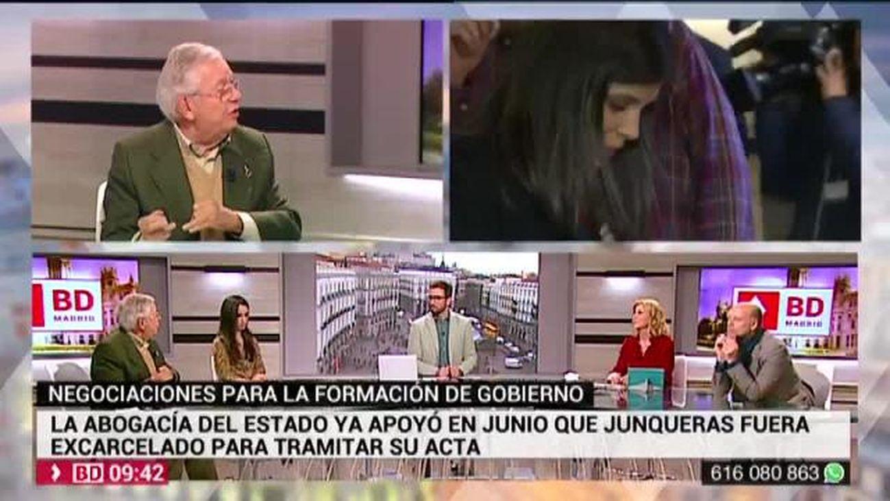 Buenos Días Madrid 20.12.2019