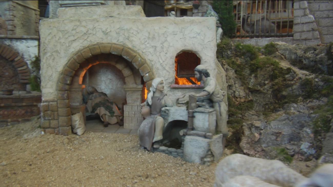 Así son los belenes XXL de San Sebastián de los Reyes y Alcobendas