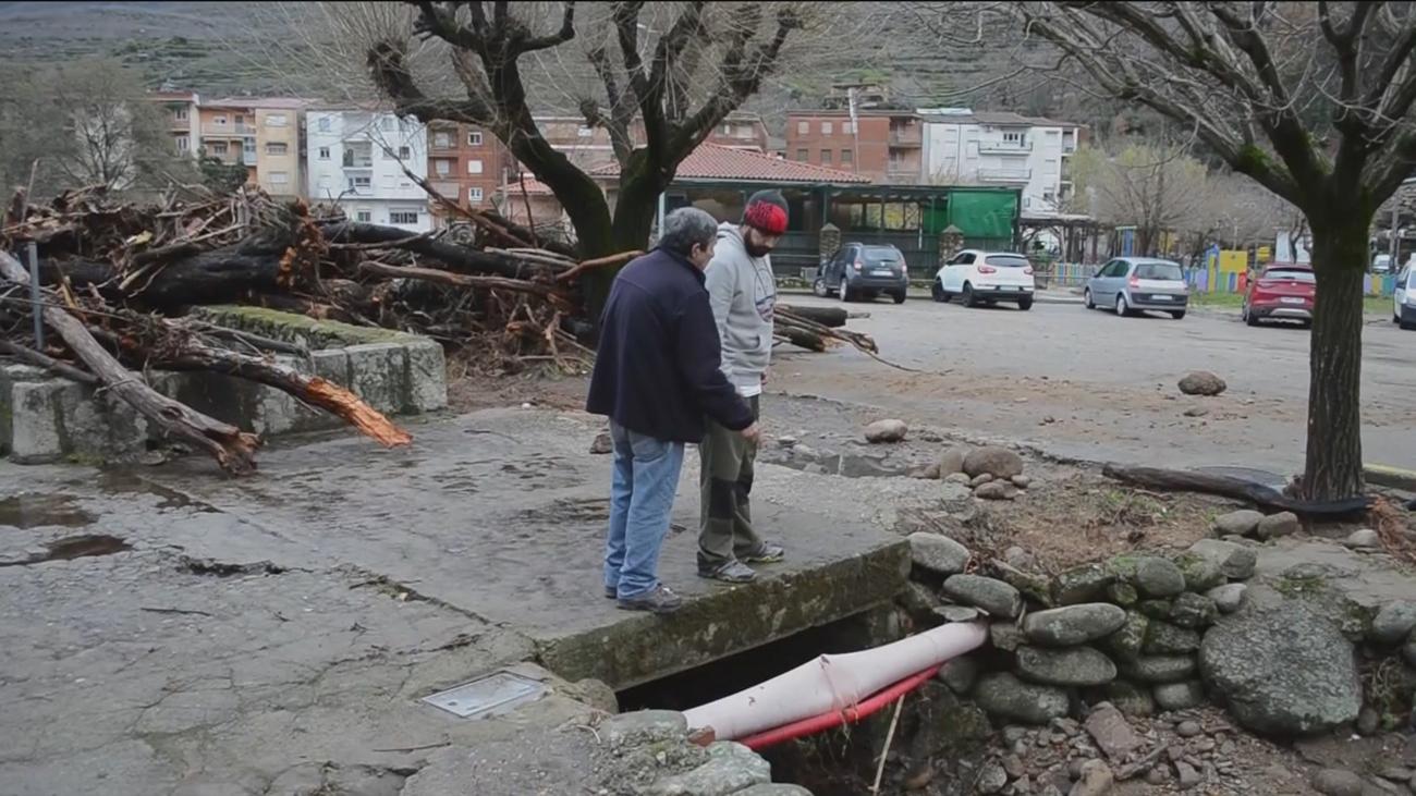 Al menos 3 fallecidos por temporal de viento y lluvia cuyos daños se agravan
