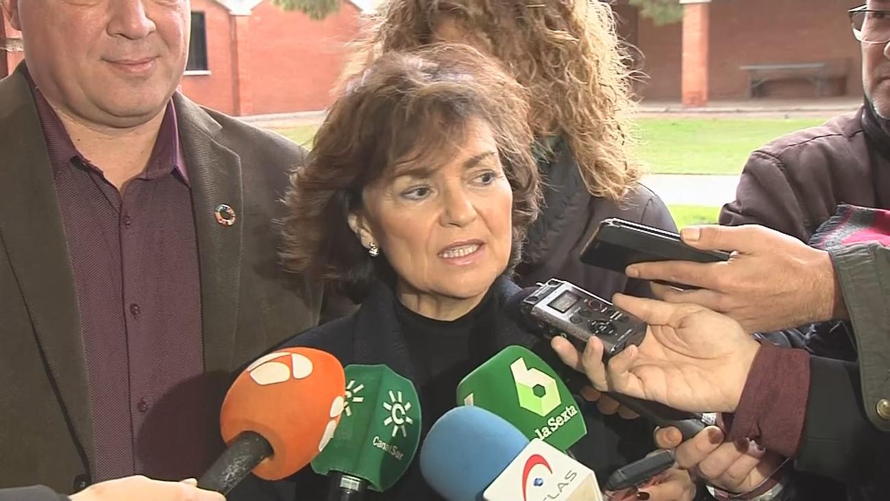 """Calvo pide a ERC """"encontrar una salida para Cataluña"""""""