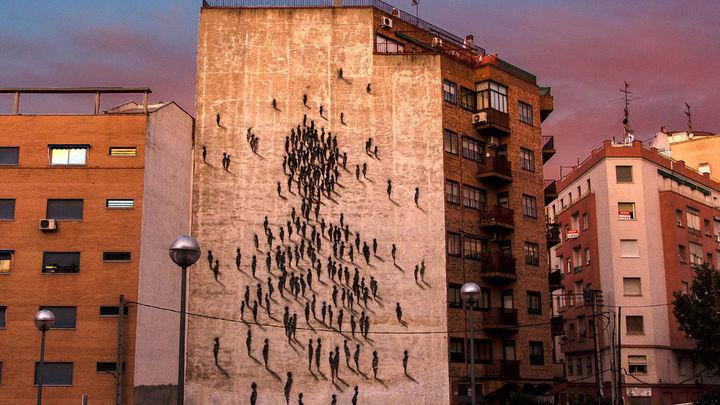 Madrid en febrero es el epicentro del arte contemporáneo mundial