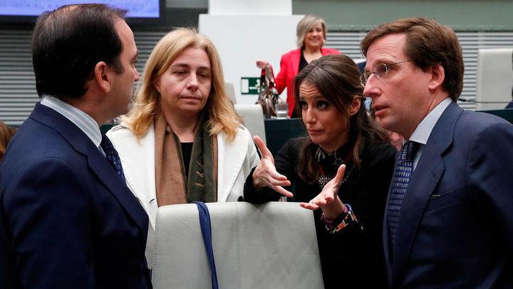 Un fallo de calculo propicia que Madrid tenga presupuestos