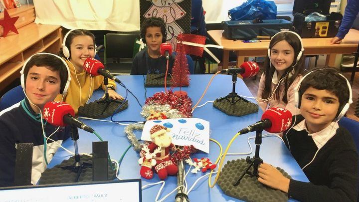 La Radio del Cole: Joaquín Costa, Alcorcón 25.12.2019