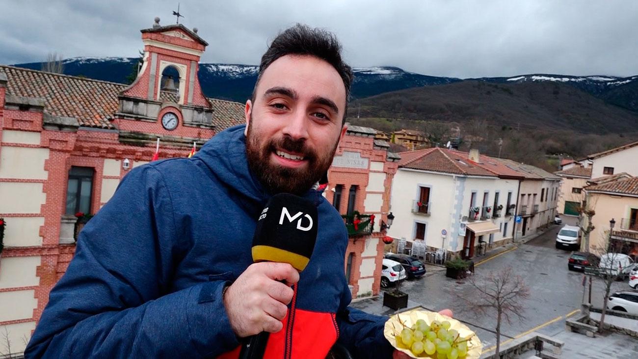 Rascafría se tomará las uvas con Madrid Directo