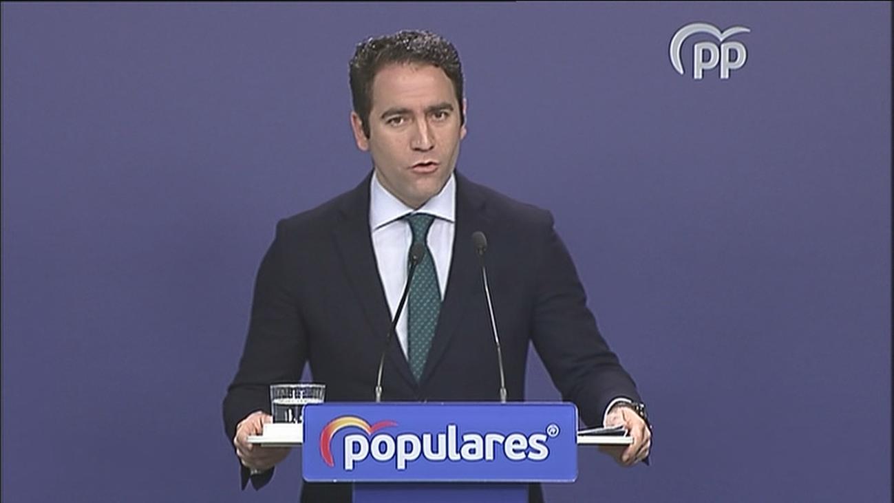 """PP y Cs piden la comparecencia de Sánchez por """"las presiones a la Abogacía del Estado"""""""
