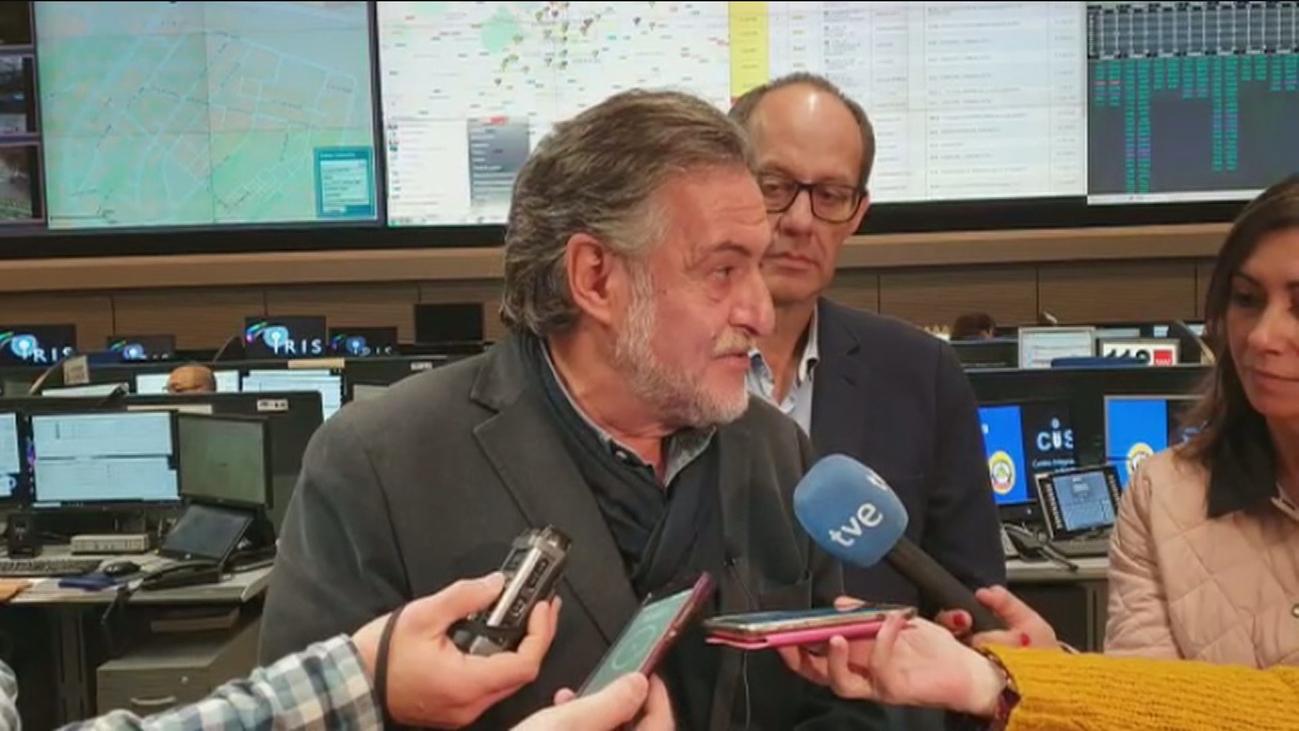 Pepu Hernández felicita las fiestas a todos los trabajadores del transporte público madrileño