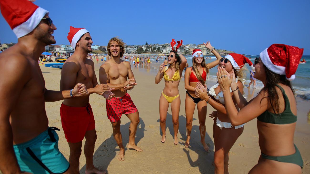 Así se ha vivido la Navidad en el resto del mundo