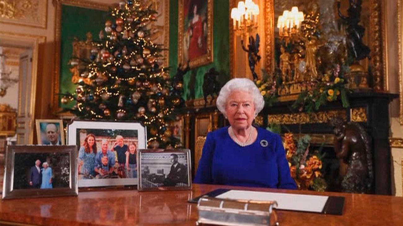 El annus horribilis de la Reina de Inglaterra