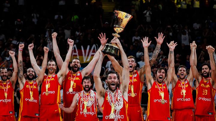La selección española de baloncesto, campeona del mundo en septiembre