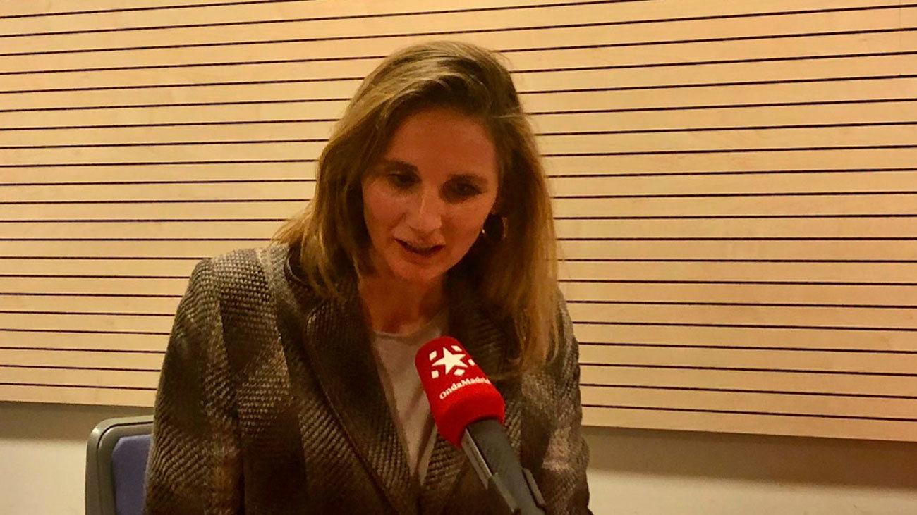 Paloma Martín, consejera de Medio Ambiente de la Comunida de Madrid en Onda Madrid