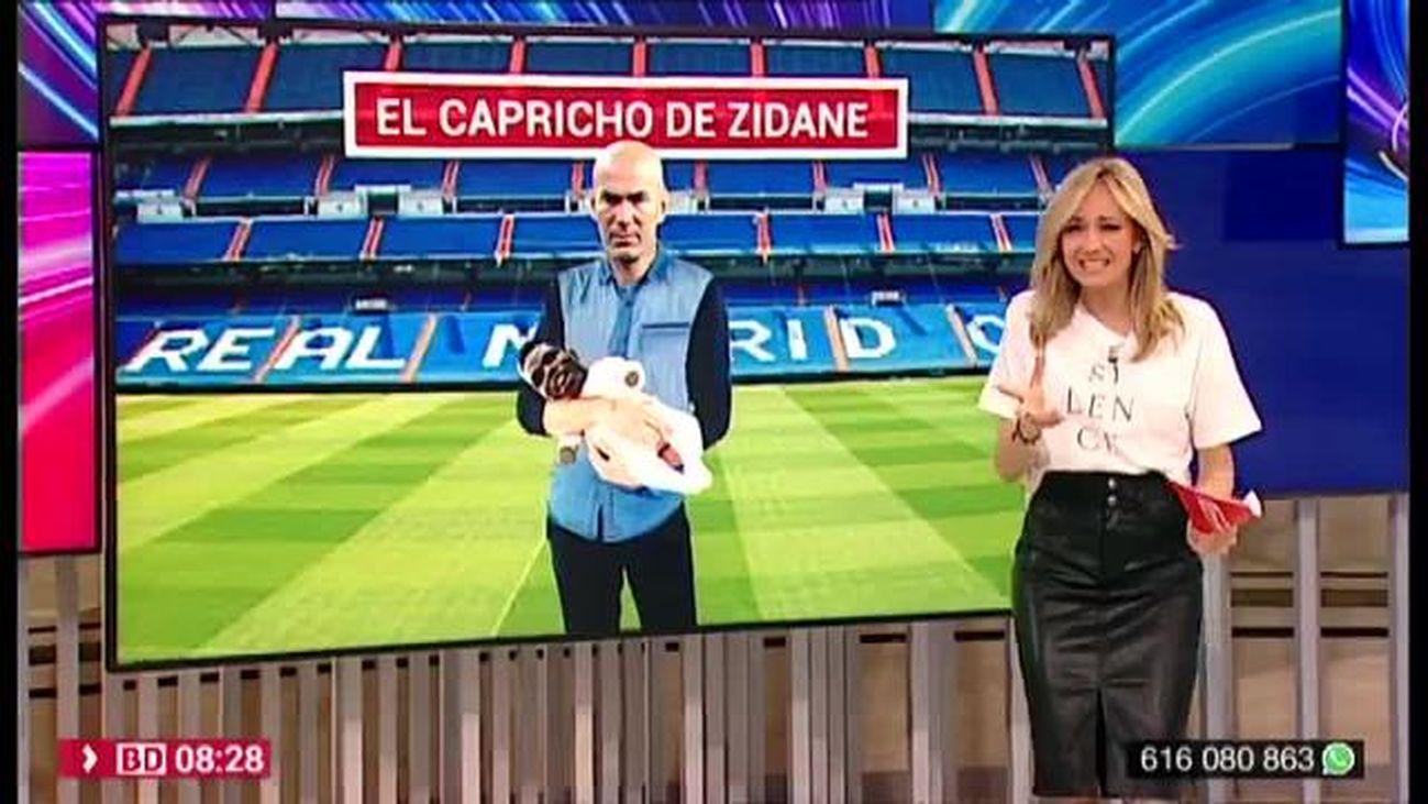 Buenos Días Madrid 27.12.2019