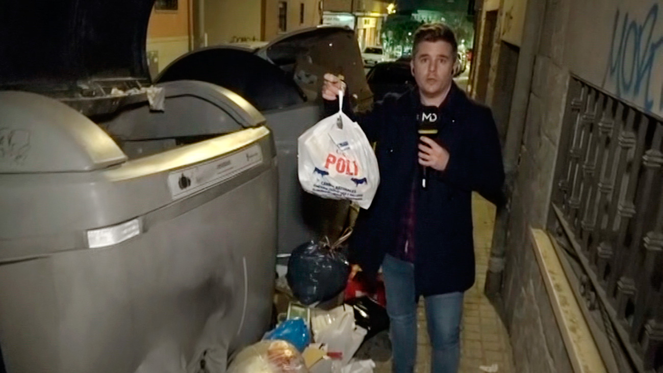 Denuncian un problema de incivismo con la basura en Colmenar Viejo