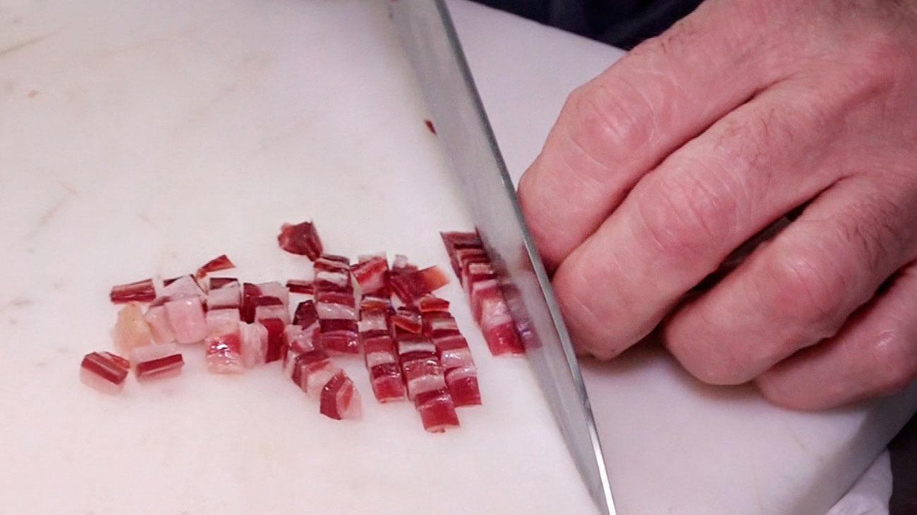 Cómo aprovechar al máximo las sobras del jamón