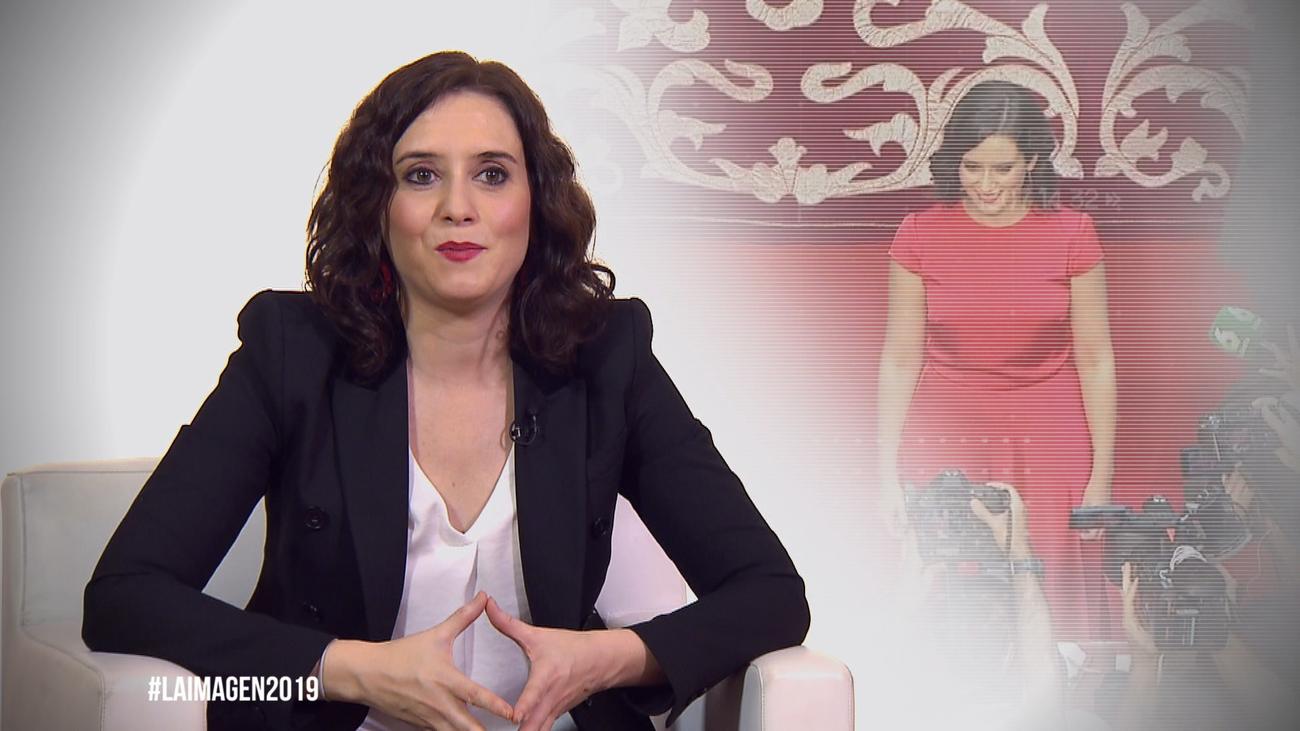 Isabel Díaz Ayuso recuerda la emoción de su toma de posesión