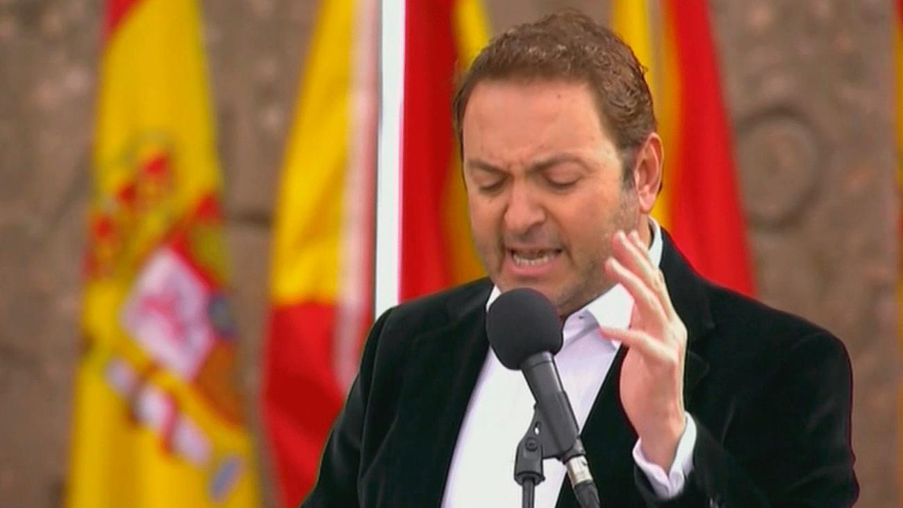 """Albert Castillón: """"Leer el manifiesto de Colón me ha pasado factura"""""""