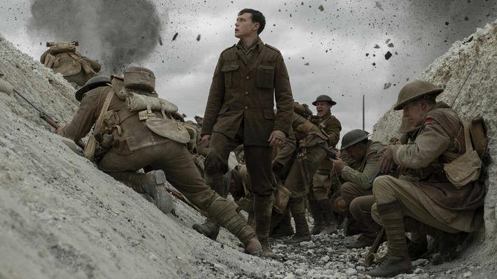'1917' triunfa en los Bafta con siete premios