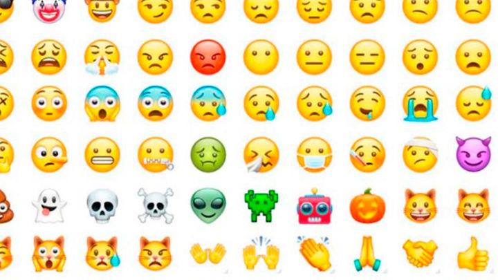 Los emojis y emoticonos  se imponen en la palabra del año de la Fundéu BBVA
