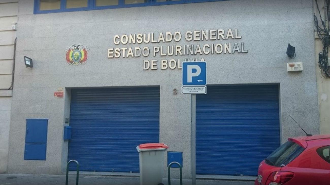 """España expulsa a tres diplomáticos en reciprocidad al """"gesto hostil"""" de Bolivia"""