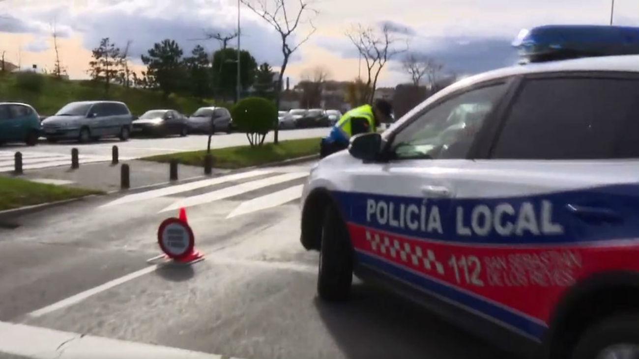 Policía Local de San Sebastián de los Reyes